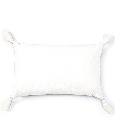 Image of Southern Living Tasseled Boudoir Pillow