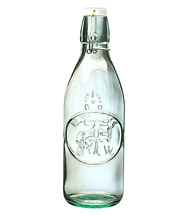 Image of Southern Living New Nostalgia Collection Water Tap Glass Bottle