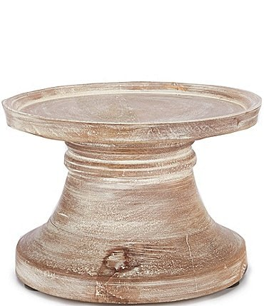 Image of Southern Living Spring Collection Wood Drink Dispenser Stand