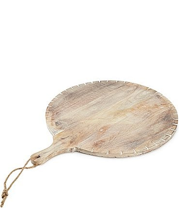 Image of Southern Living Wooden Round Cheese Board