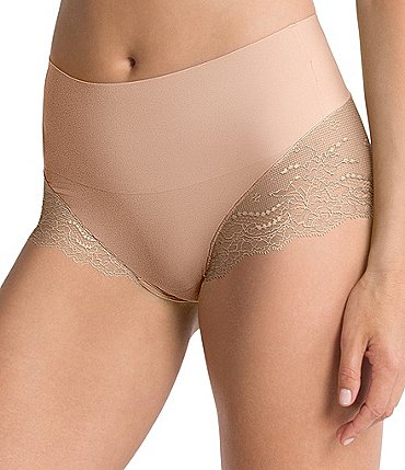 Image of Spanx Undie-tectable Lace Hi-Hipster Panty