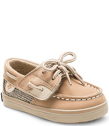 Image of Sperry Kids' Bluefish Crib Shoes Infant