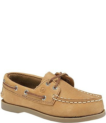 Image of Sperry Top-Sider Authentic Original Boys' Boat Shoes Toddler