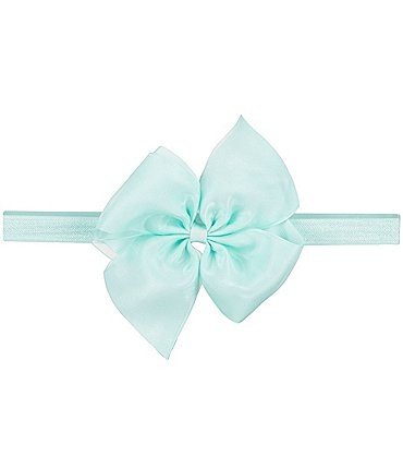 Image of Starting Out Baby Girls Loop Bow Headband