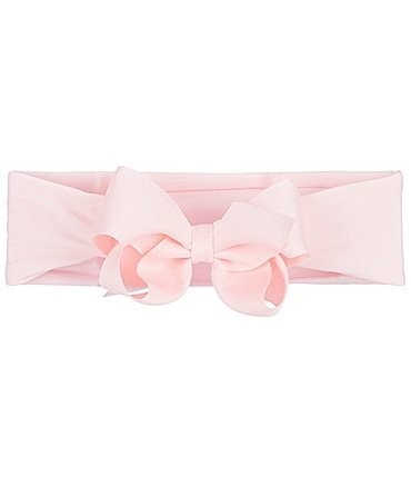 Image of Starting Out Baby Girls Small Satin Bow