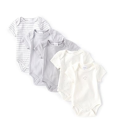 Image of Starting Out Baby Newborn-9 Months Star 5-Pack Bodysuits