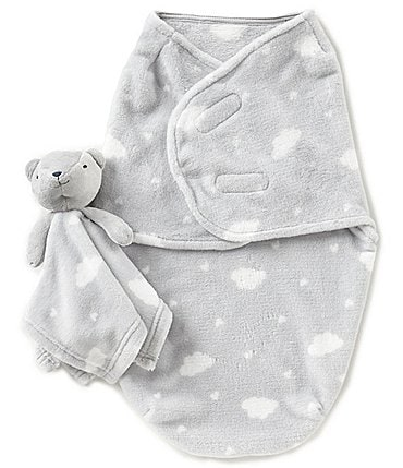 Image of Starting Out Cloud Blanket & Blanket Buddy Set