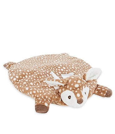 Image of Starting Out Lil Willow Plush Fawn Tummy Time Playmat