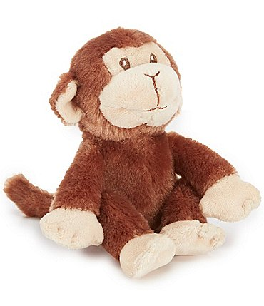 "Image of Starting Out 3"" Plush Monkey Rattle"