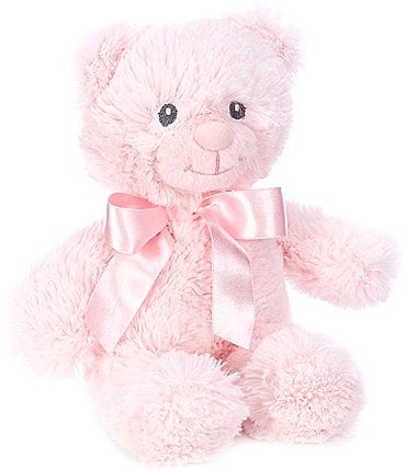"Image of Starting Out Pink Bear 10"" Plush"