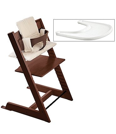 Image of Stokke Tripp Trapp® Chair, Baby Set, Cushion & Tray Set