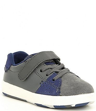 Image of Stride Rite Boys' M2P Maci Leather Sneaker