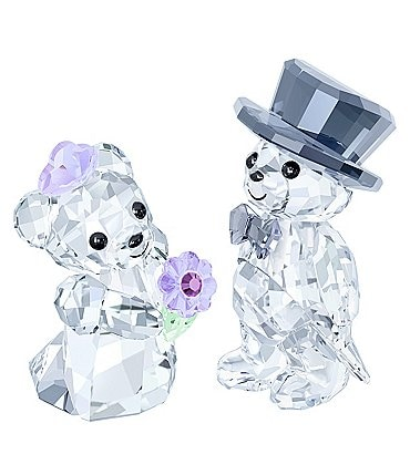 Image of Swarovski Kris Bear - You & I Figurine