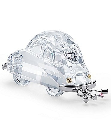 Image of Swarovski With Love Just Married Car Figurine