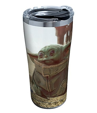 Image of Tervis Tumblers Star Wars Mandalorian- The Child Stainless Steel Insulated Tumbler with Hammer Lid, 20 oz.