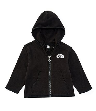 Image of The North Face Baby Newborn-24 Months Glacier Fleece Hoodie