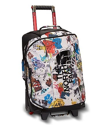 "Image of The North Face Rolling Thunder 22"" Carry-On Rolling Duffel"