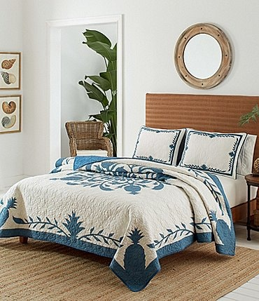 Image of Tommy Bahama Aloha Pineapple Quilt