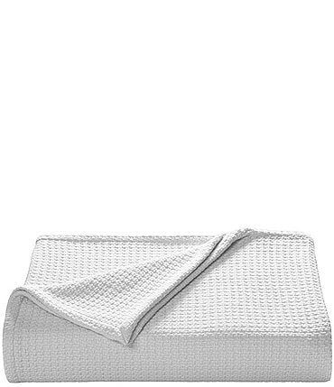 Image of Tommy Bahama Bahama Coast Waffle Bed Blanket