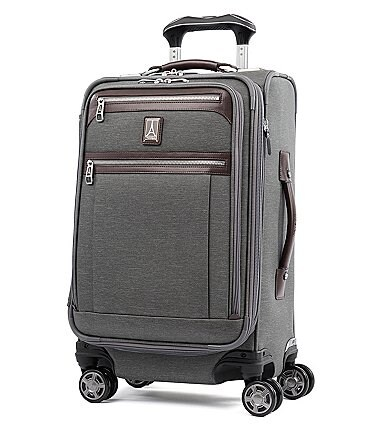 "Image of TravelPro Platinum Elite 21"" Expandable Carry-On Spinner"