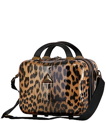 Image of Triforce Bronze Leopard Beauty Case