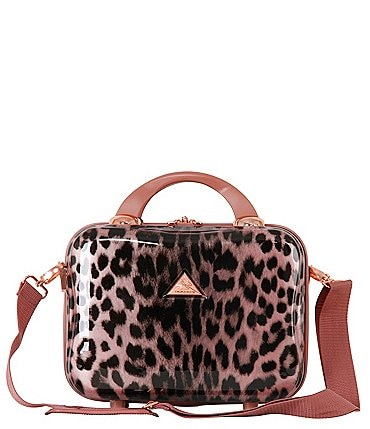 Image of Triforce Cape Town Cheetah Print Beauty Case
