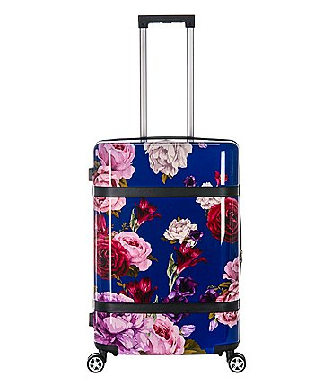 "Image of Triforce Versailles Floral Collection 26"" Hardside Spinner"