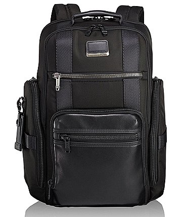 Image of Tumi Alpha Bravo Sheppard Deluxe Brief Backpack