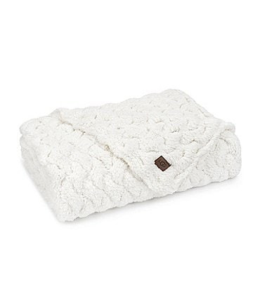 Image of UGG Bede Chunky Knit Throw