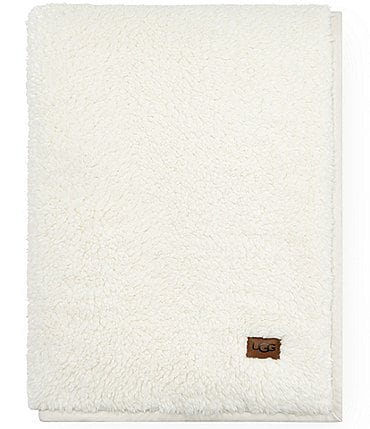 Image of UGG Blake Sherpa Fleece Throw