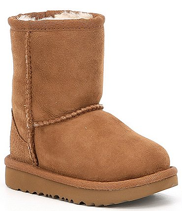 Image of UGG® Girls' Classic II Water Resistant Boots (Infant)
