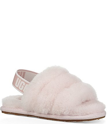 Image of UGG® Girls' Fluff Yeah Slides Infant
