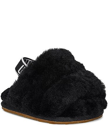 Image of UGG® Girls' Fluff Yeah Slides (Infant)