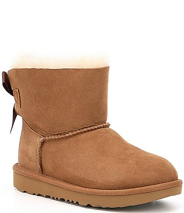 Image of UGG® Girls' Mini Bailey Bow II Boots