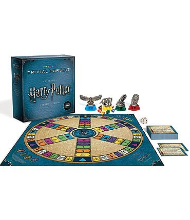 Image of USAopoly Trivial Pursuit®: World of Harry Potter Ultimate Edition Game