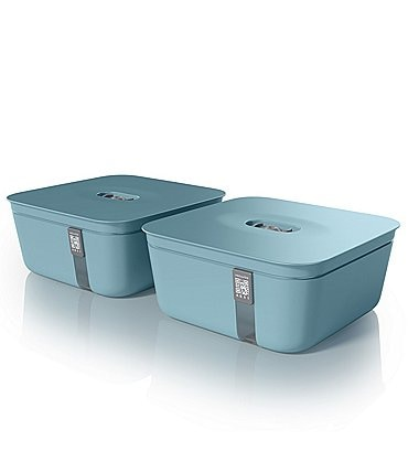 Image of Vacuvita Medium Vacuum Food Container Set