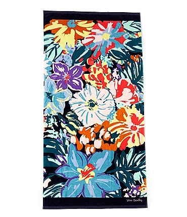 Image of Vera Bradley Beach Towel