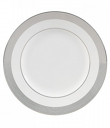 Image of Vera Wang by Wedgwood Grosgrain China Salad Plate
