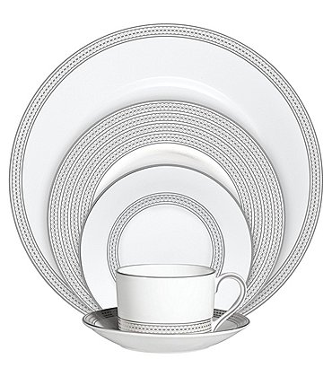 Image of Vera Wang by Wedgwood Vera Moderne 5-Piece Place Setting