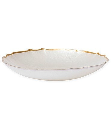 Image of Vietri Pastel Glass Large Bowl