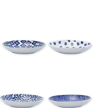 Image of VIETRI Santorini Assorted Pasta Bowls Set of 4