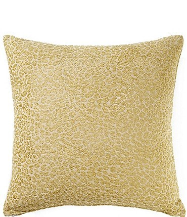 Image of Villa by Noble Excellence Spots Leopard Square Pillow