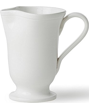 Image of Viva by VIETRI Large Footed Pitcher
