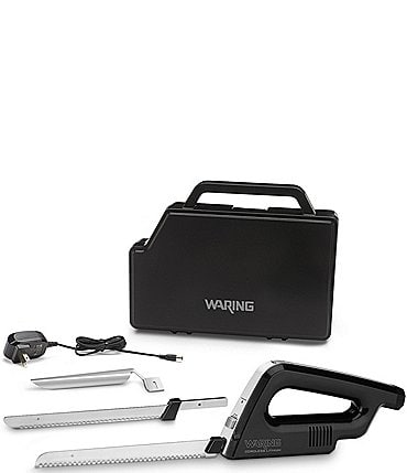 Image of Waring Commercial Cordless/Rechargeable Electric Knife