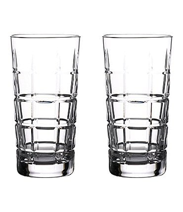 Image of Waterford Crystal Gin Journeys Cluin Highball, Set of 2