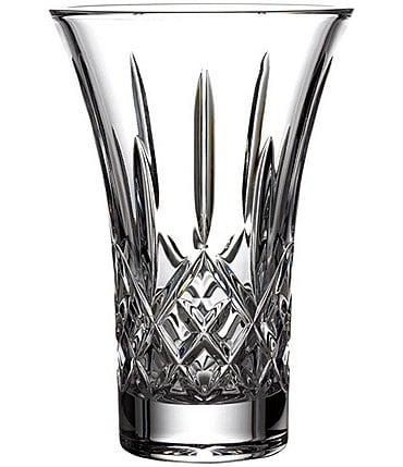"Image of Waterford Crystal Lismore 8"" Vase"