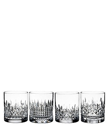 Image of Waterford Crystal Lismore Evolution Tumbler, Set of 4