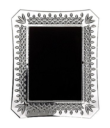 Image of Waterford Crystal Lismore Picture Frame