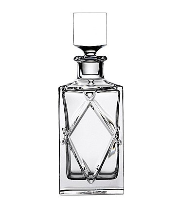 Image of Waterford Crystal Olann Square Decanter