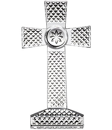 Image of Waterford Crystal Standing Cross
